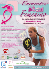 IV Encuentro Padel Femenino - Alicante