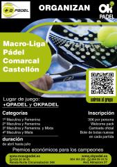 Macro liga Comarcal Castellon